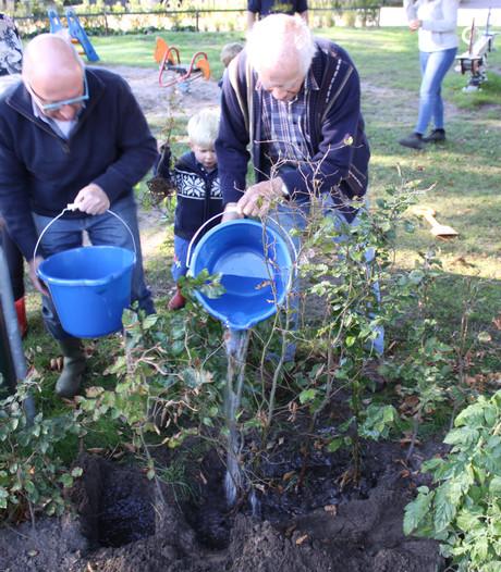Buren in heel West-Brabant treffen elkaar op zonnige zaterdag