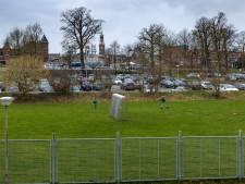 Buurt foetert over fietsflat in toekomstig park bij station Kampen