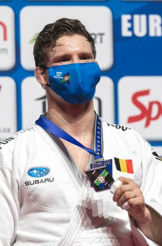"""Matthias Casse moet zich na fenomenale strijd troosten met bronzen judomedaille: """"Ik kon het goud al ruiken"""""""