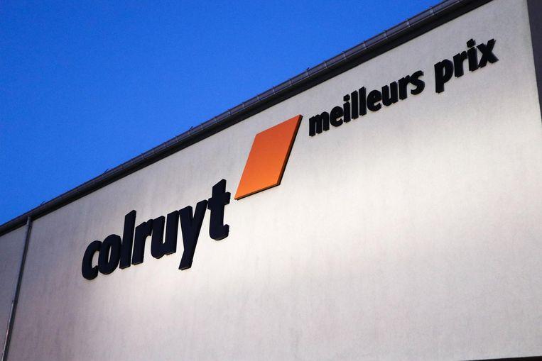 De Fransen sloegen telkens bij vestigingen van Colruyt toe.