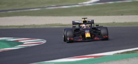 Verstappen houdt Mercedessen bij: 'We hadden een goede dag'