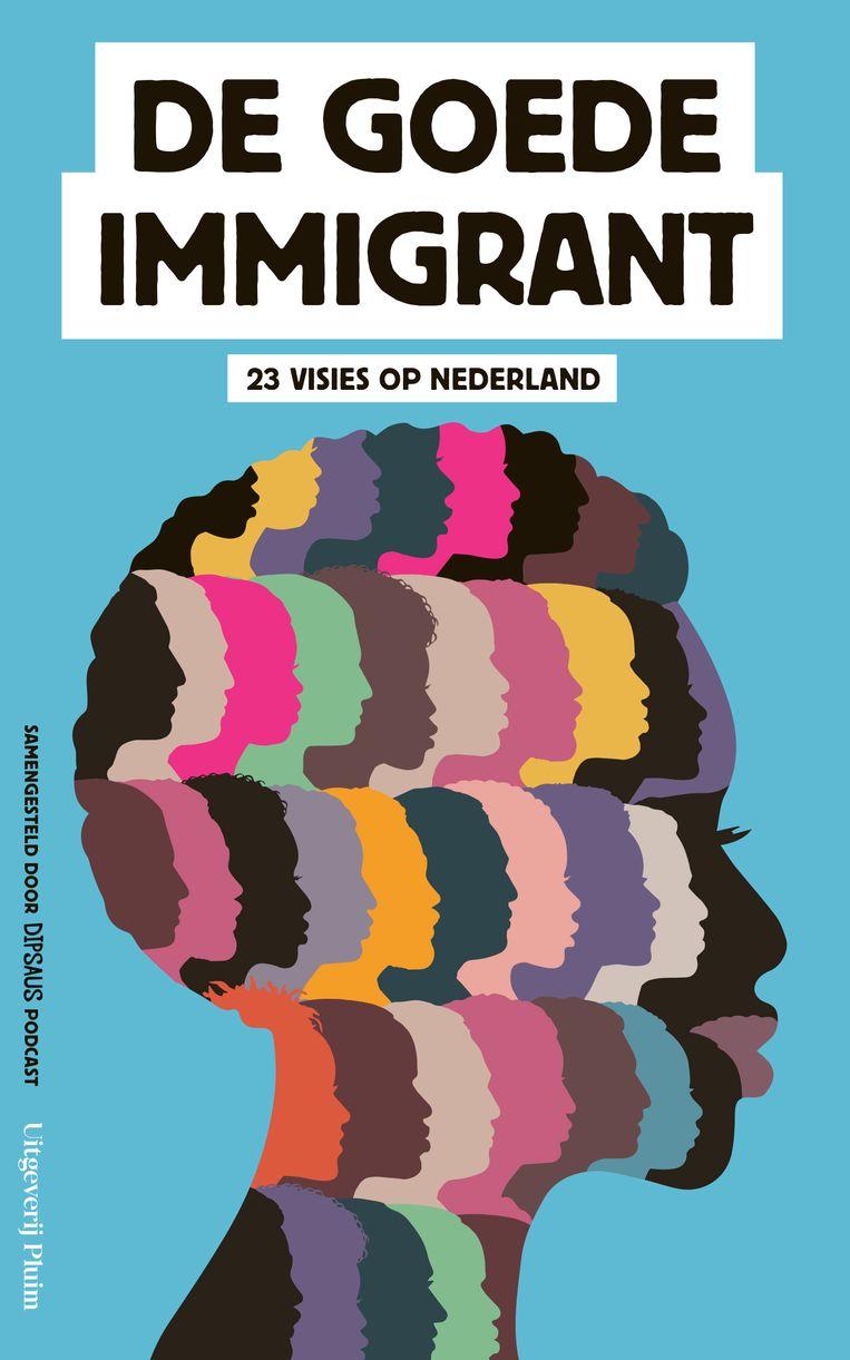 De goede immigrant, ontwerp Michel van Duyvenbode & Odilo Girod, juli 2020. Beeld Pluim
