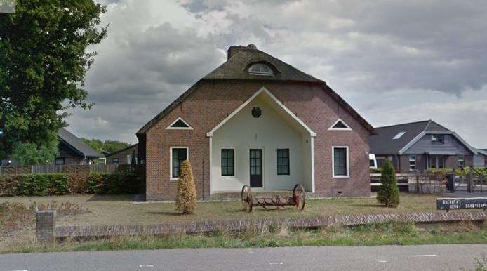 Boerderij Groot Schutterhoef in Leusden.
