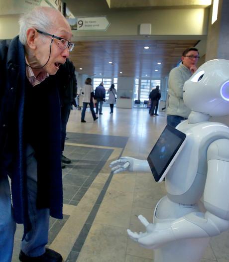 Albert Schweitzer ziekenhuis overweegt vast contract voor robot