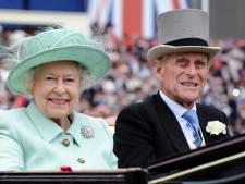 La reine Elizabeth II et le prince Philipp fêtent leurs 72 ans de mariage