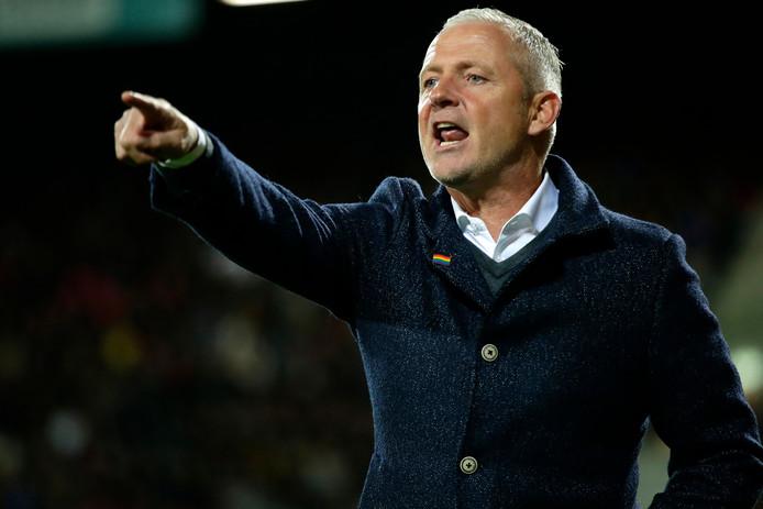 coach Jack de Gier