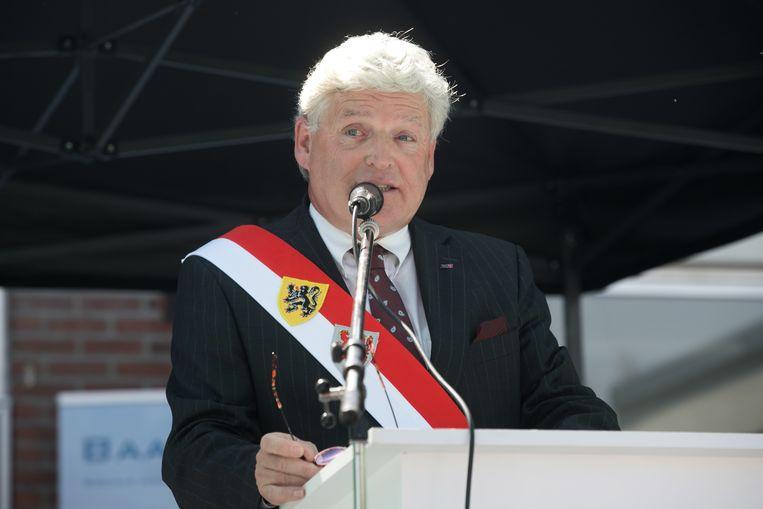 Prins Laurent opent Baas&Beest in Hasselt  Gedeputeerde Bert Lambrechts