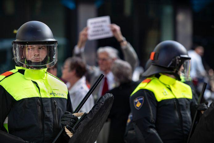 Pegida-betoging Eindhoven