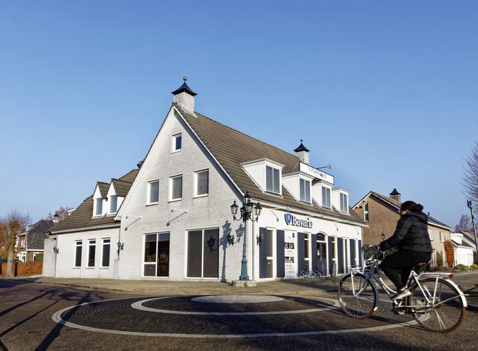 Horecazaak 't Pakhuyzz in Schijndel staat voorlopig leeg. De rechtbank verklaarde het bedrijf failliet.