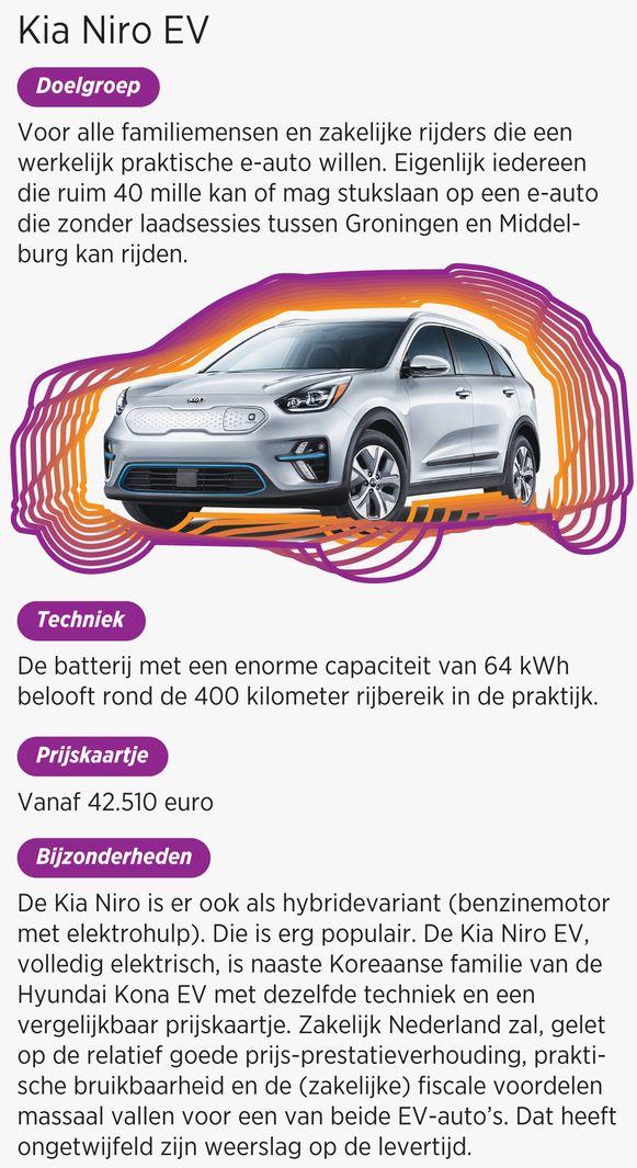 Er Is Genoeg Aanbod Van Elektrische Auto S Maar De Particulier Kan