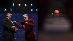 Boegeroep én tomaten voor Jan Jambon op Ultimas, winnaar Luc Tuymans stuurt zijn kat