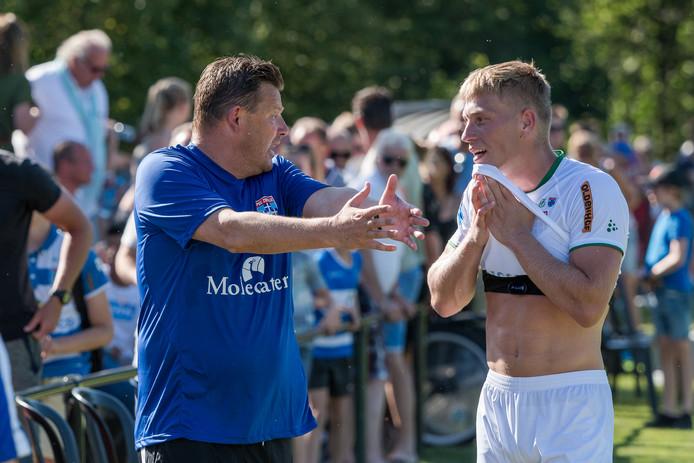 Zian Flemming speelde begin dit seizoen nog vier eredivisieduels voor PEC Zwolle, waarna hij vanwege een gebrek aan perspectief zich liet verhuren aan NEC.