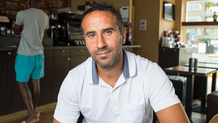 Dries Boussatta: 'Het is een principekwestie geworden.' Beeld Mats van Soolingen