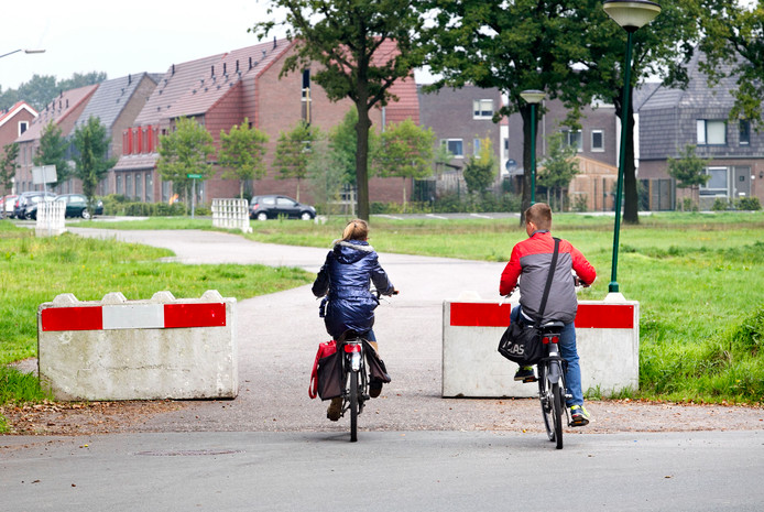 Een nieuwbouwwijk als Sonniuspark heeft al een gescheiden rioolsysteem. In oudere wijk wil de gemeente eigenaren stimuleren het hemelwater af te koppelen.