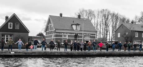 Bewoners langs kanaal Almelo - de Haandrik hebben psychische klachten: 'Mensen worden bang'