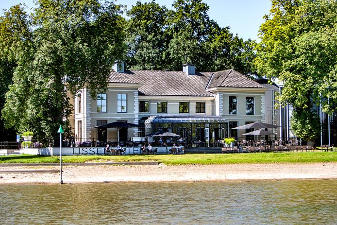 Het Sandton IJsselhotel in Deventer.