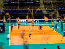 Volleyballers kansloos onderuit tegen Servië op olympisch kwalificatietoernooi
