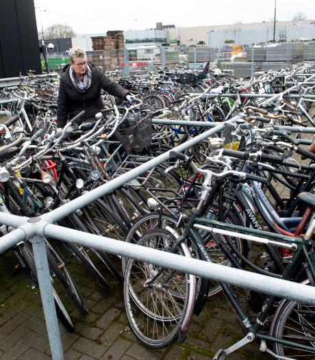Apeldoorn verwijdert per jaar meer dan duizend fietsen, maar bijna niemand haalt ze op