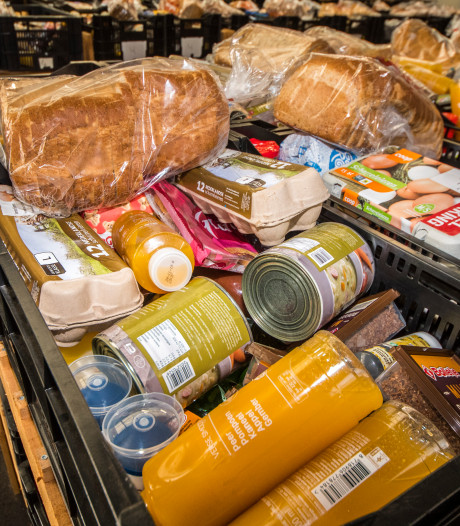 Geertruidskerk zamelt voedsel in op Winterfair