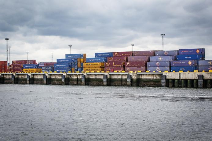 De bende bracht onder meer illegalen naar de haven van Zeebrugge.