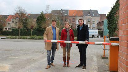 Voormalige ziekenhuisparking Leopoldstraat vanaf 1 april open voor buurt