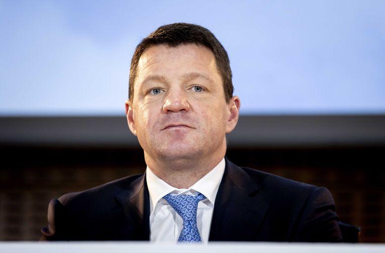 Pieter Elbers, topman van KLM. Beeld ANP