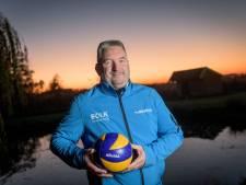 Volleybaltrainer Gerjan Heerkes van Wevo'70: 'Coachen doe ik om te winnen'