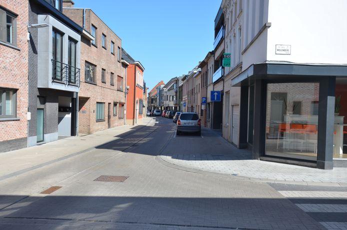 In navolging van andere centrumstraten wordt ook de Zelestraat binnenkort een fietsstraat.