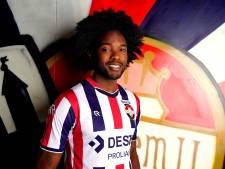 Miquel Nelom: 'Blij dat ik weer kan voetballen'