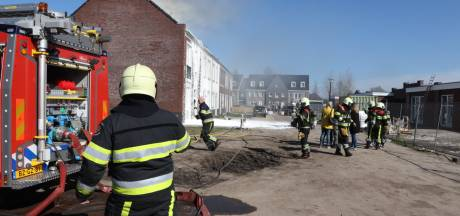 Brand in hoekwoning Sint-Oedenrode
