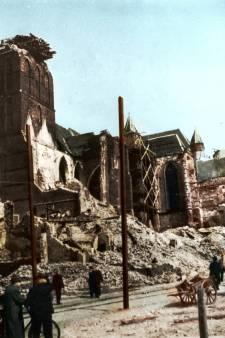 Vijf ooggetuigen vertellen over die verwoestende 22 seconden in Nijmegen, 75 jaar geleden: 'Wie heeft er zoveel geluk gehad als ik?'