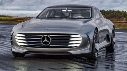 """Mercedes lanceert auto die """"nooit meer kan verongelukken"""""""