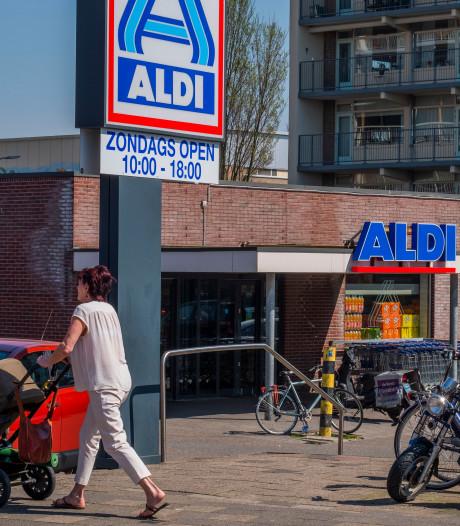 Aldi verzet zich tegen zondagssluiting Nieuwerkerk