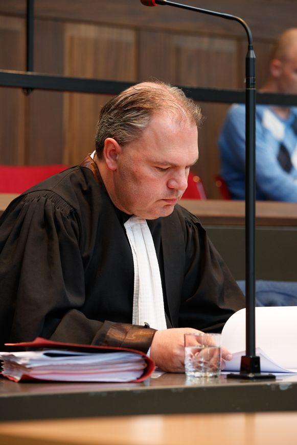 Advocaat Joeri De Martelaere.