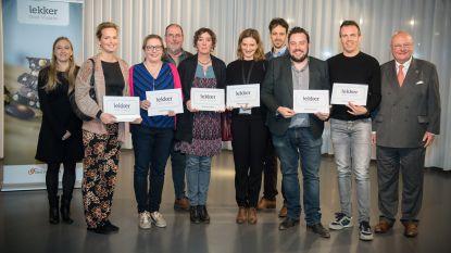 Nieuwe ambassadeurs voor Lekker Oost-Vlaams