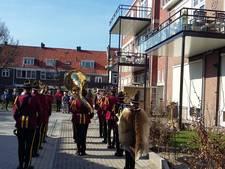 Ook in meisjesschool in de Bossche Muntel wordt tegenwoordig gewoond