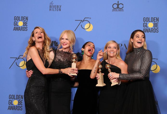 'Big Little Lies' cast.