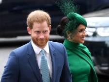 Harry en Meghan voor het laatst actief als 'senior royals'