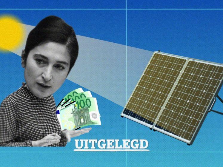 Zo vraag je een compensatie voor je zonnepanelen aan