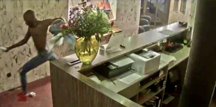 Afbeelding uit video