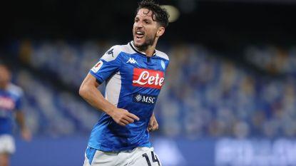 """Napoli wil Mertens na carrière een job aanbieden: """"Hij is een slimme gast, een badass, een kleine aap"""""""