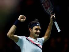 Federer lang niet de eerste sportopa aan de top