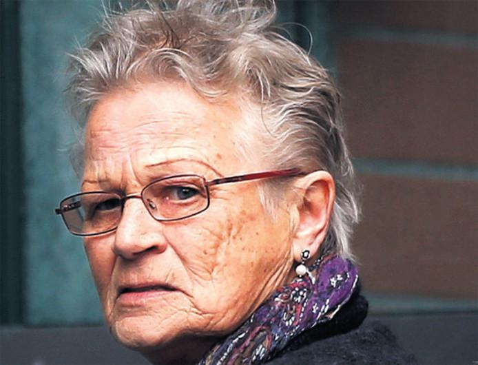 Maaike Terpstra, de moeder van Marianne Vaatstra.