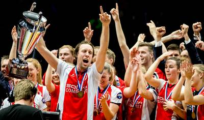 Finale Korfbal League komende vijf jaar weer in Ahoy
