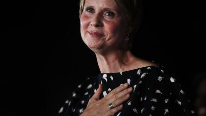 """Cynthia Nixon kritisch voor 'Sex and the City': """"De show had veel tekortkomingen wat betreft het feminisme"""""""