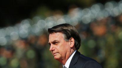 Populariteit Bolsonaro keldert