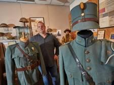 'Achter elk voorwerp zit een mooi verhaal!' Rudy uit Ruurlo kan eindelijk zijn oorlogsverzameling tentoonstellen