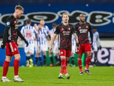 Feyenoord beleeft horrorjanuari en verliest ook in Heerenveen