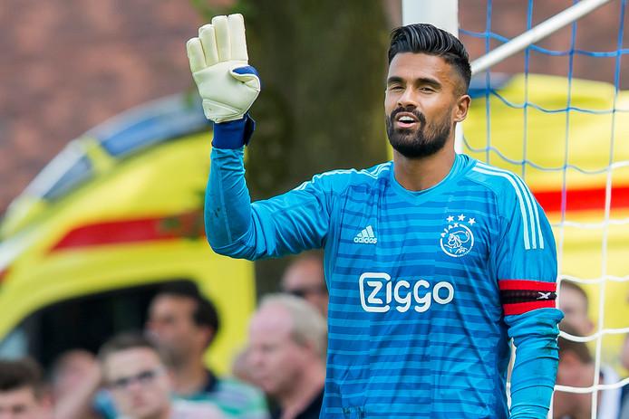 Benjamin van Leer wordt door NAC gehuurd van Ajax.
