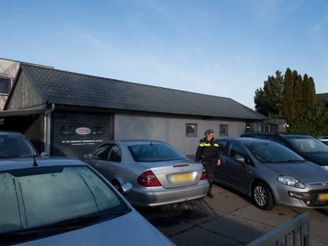 'Er werd geen auto meer verkocht' bij Tiels bedrijf waar politie binnenviel in groot drugsonderzoek